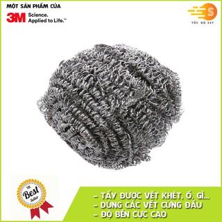 Miếng cước cọ rửa siêu bền inox Scotch-Brite 3M CR-IN01 thumbnail