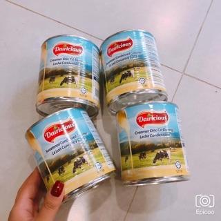 [Combo4kg] SỮA ĐẶC MALAYXIA- 1kg