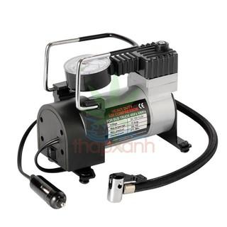 [HÀNG CAO CẤP] Máy bơm lốp xe SHU DIKA ô tô - xe máy - xe hơi 1 xi-lanh chất lượng cao dùng điện 12V thumbnail