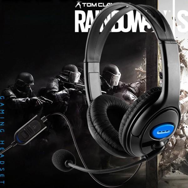 Tai nghe Gaming có dây âm thanh Stereo có Mic cho PS4 Sony Playstation