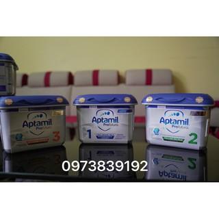 Sữa Aptamil Profutura bạc của Anh 800g ( date mới nhất )