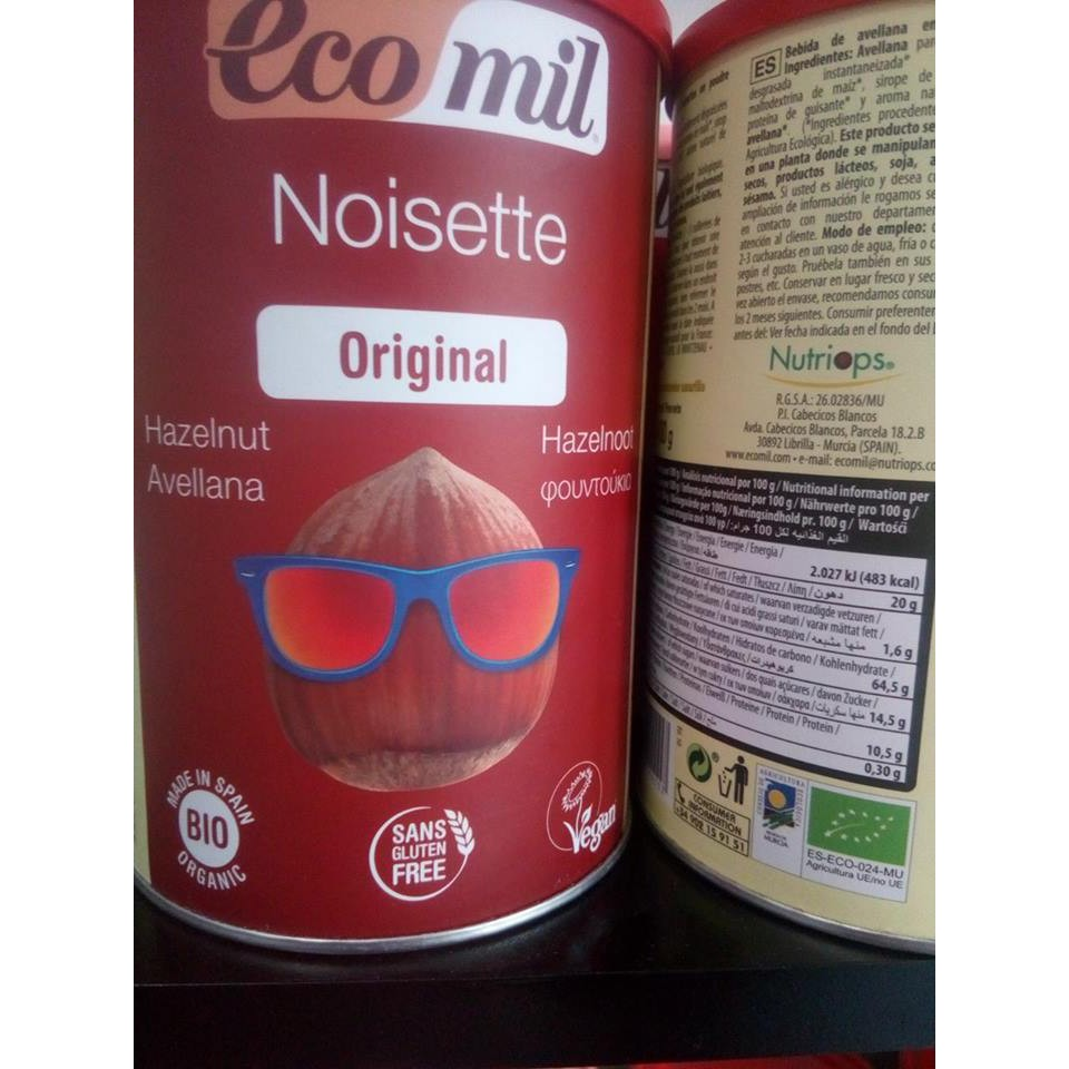 Bột Sữa Hạt Phỉ Ecomil 400gr - 3262225 , 427587626 , 322_427587626 , 480000 , Bot-Sua-Hat-Phi-Ecomil-400gr-322_427587626 , shopee.vn , Bột Sữa Hạt Phỉ Ecomil 400gr