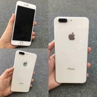 Điện thoại iPhone 6Plus 16Gb phiên bản QUỐC TẾ độ vỏ 8Plus Trắng