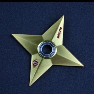 Con quay spiner hình phi tiêu naruto