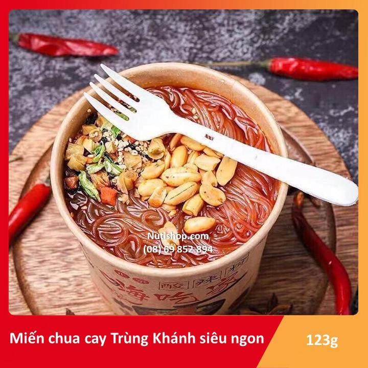 Miến chua cay Trung Khánh hộp lẻ 123g