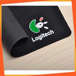 Lót chuột 2 ly – cỡ nhỏ 20x25cm (Logitech) – Màu đen