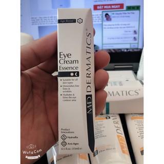 [CHÍNH HÃNG] Kem Eye Cream Essence chống nhăn vùng mắt MD Dermatics