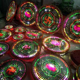 Đèn Thờ Hào Quang Cơ Led ( shop có Đủ Size chọn ) - hình 1