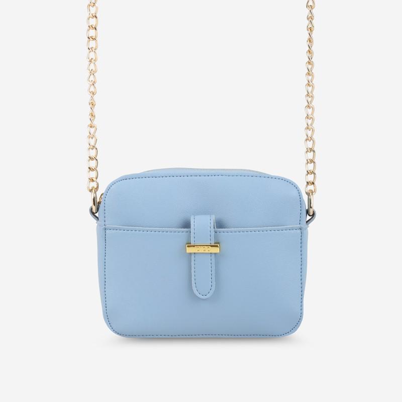 Túi đeo chéo nữ phom chữ nhật năng động IDIGO FB2-1138-00