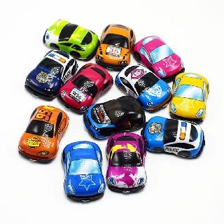 [Mã TOYJAN hoàn 20K xu đơn 50K] 2.5K xe Mô hình xe ô tô mini bánh đà 5.5 cm làm đồ chơi cho bé 3 tuổi - New4all thumbnail