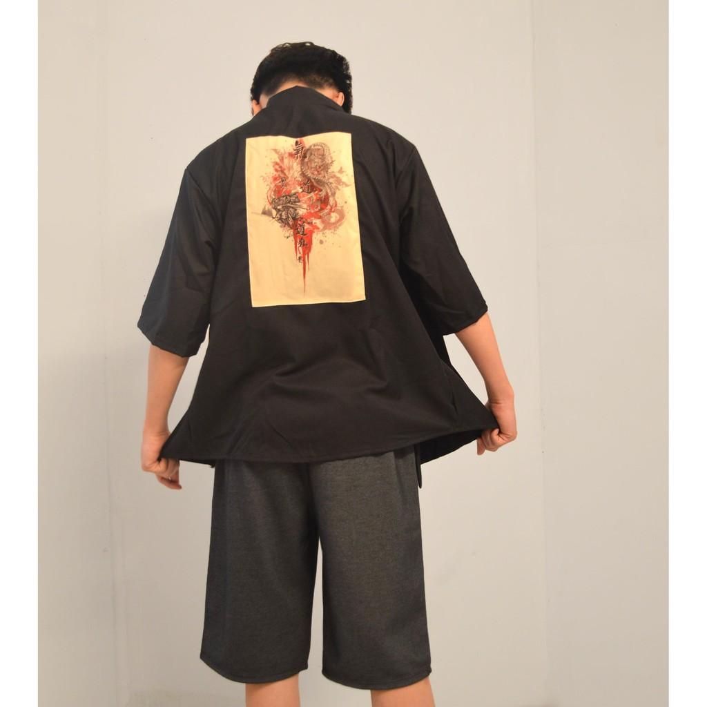Áo Kiểu Japan Unisex Style Thankyou