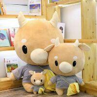 Bò chăm chỉ là chú bò bông Phó chủ tịch LEE YOUNG Joon tặng Thư Ký Kim