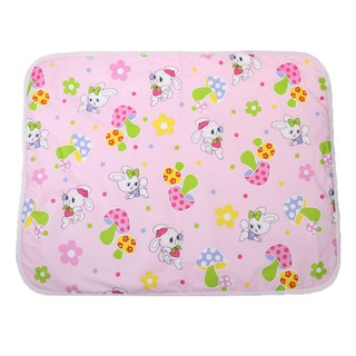 Baby Waterproof Changing Pad Cover Size Large Color Random Shipping