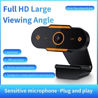 Hình ảnh KCO K9E Webcam Full HD 2K Auto focus with Microphone, For Network Broadcast Online School And Meetings Laptop Desktop YouTube Skype Facebook FaceTime-4