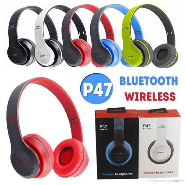 Tai Nghe Headphone Bluetooth P47