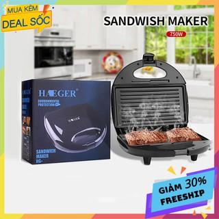 Máy nướng bánh mì - Máy nướng bánh Mỳ HAEGER thumbnail