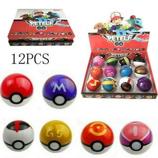 Elf ball Pokémon pocket Pokemon Pokémon Elf ball surrounding children's toy model
