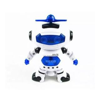 Đồ chơi Robot thông minh nhảy múa hát xoay 360 độ(Nhiều màu)