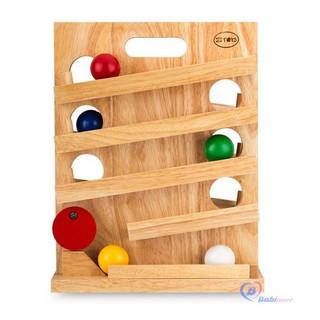 Đồ chơi gỗ Trò chơi lăn bóng Hãng Winwintoys