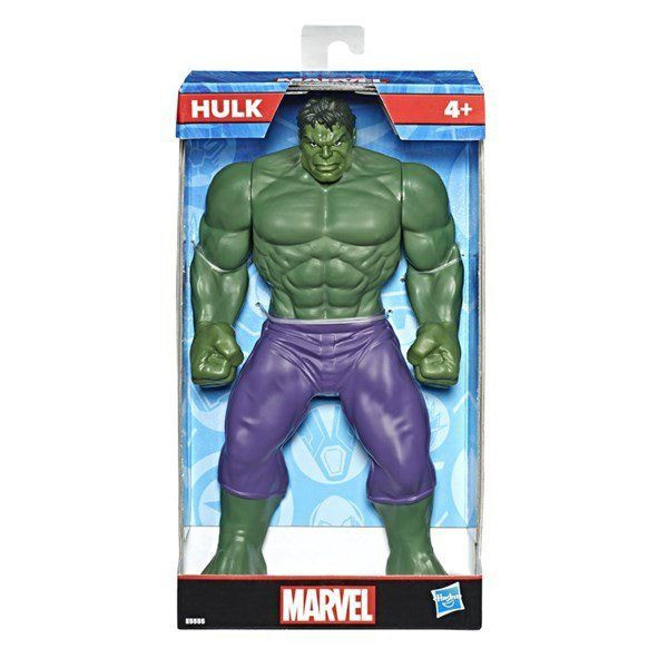 Đồ chơi siêu anh hùng Hulk 24cm Avenger Hasbro E5555