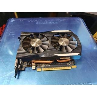 CARD MÀN HÌNH- VGA Zotac GTX 1050Ti OC 4G GDDR5 2 Fan thumbnail