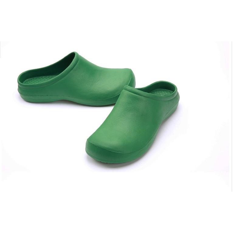Dép y tế  không lỗ- dép chuyên dụng đi trong bệnh viện phòng khám, giày đi trong phòng phẫu thuật