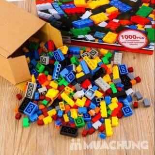 Bộ lego xếp hình 1000 chi tiết