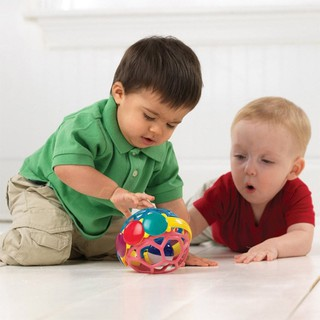 💕Pentagon💕💕Pentagon Children Ball Effect Infant Training Early Education Grip Ball Toys