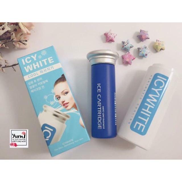 Thanh lăn massage Icy White Stick - 3293859 , 431148894 , 322_431148894 , 250000 , Thanh-lan-massage-Icy-White-Stick-322_431148894 , shopee.vn , Thanh lăn massage Icy White Stick