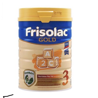 Sữa Frisolac gold số 3 900g thumbnail