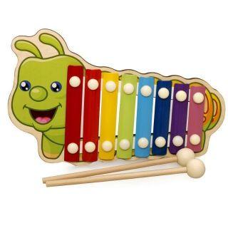 Đàn 8 âm – đàn xylophone cho bé