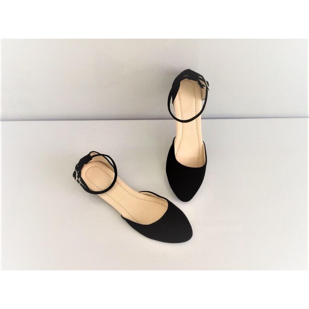 Giày bệt nhung siêu yêu