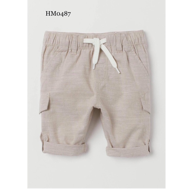 Roll-up trousers (be) HM UK