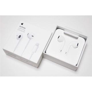 [Mã ELFLASH5 giảm 20K đơn 50K] Tai Nghe Iphone 7/7plus/8/8plus/X/XR/XS/XSMAS EarPods Lightning Zin New 100%