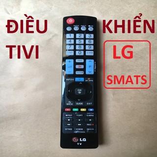 Điều Khiển Tivi LG LCD Smart