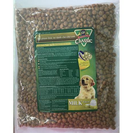 Thức ăn cho chó con vị sữa CP puppy 400g