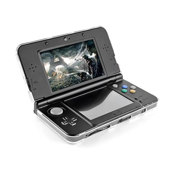 Case trong suốt bảo vệ máy game NEW 3DS