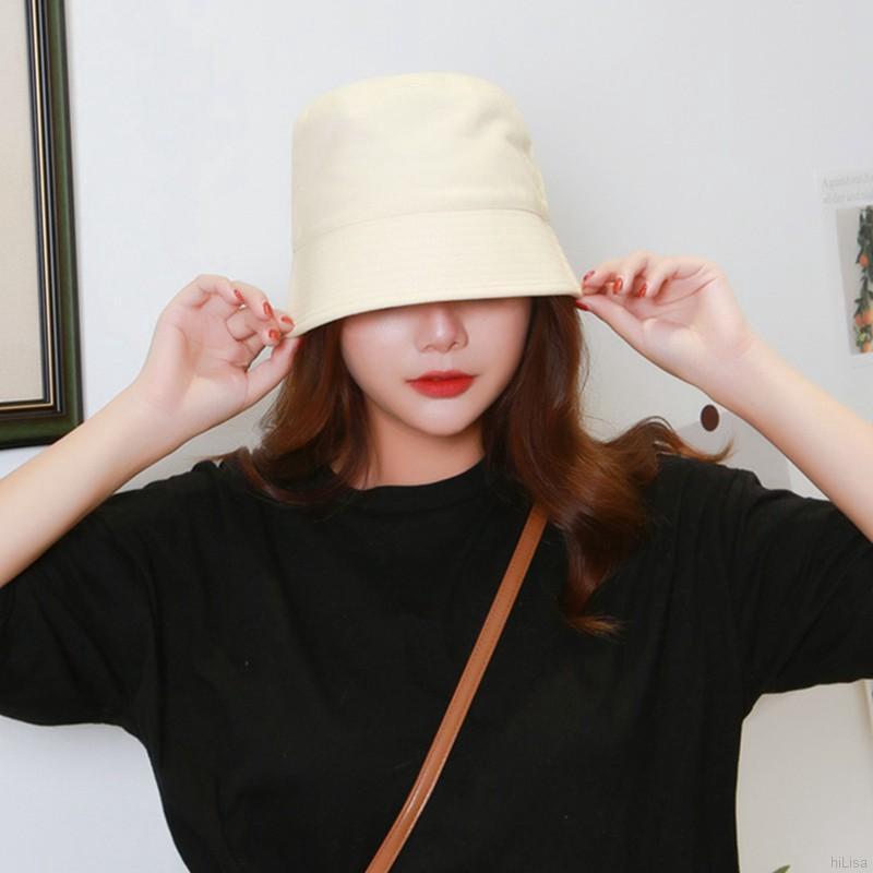 Mũ xô chống nắng thời trang mùa thu cho nữ
