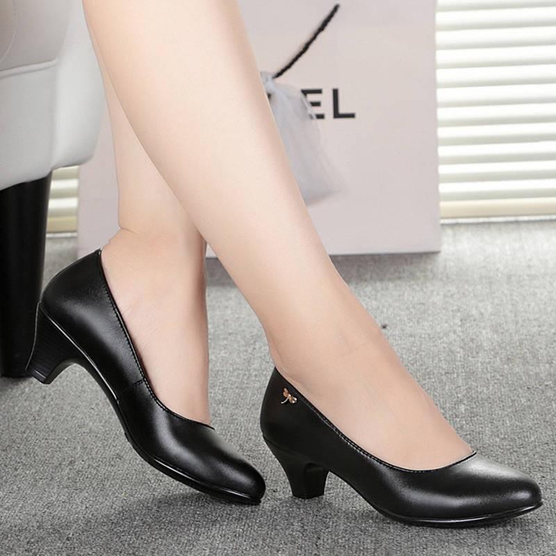 Giày Búp Bê Nữ Đính Hình Chuồn Chuồn