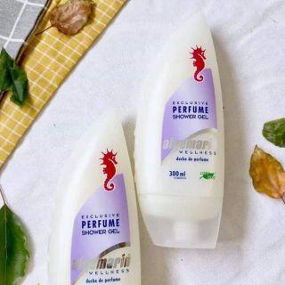 Sữa tắm Cá Ngựa Algenmarin hương nước hoa thumbnail
