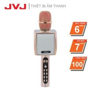 Micro không dây karaoke JVJ YS91 bluetooth - Hỗ trợ ghi âm