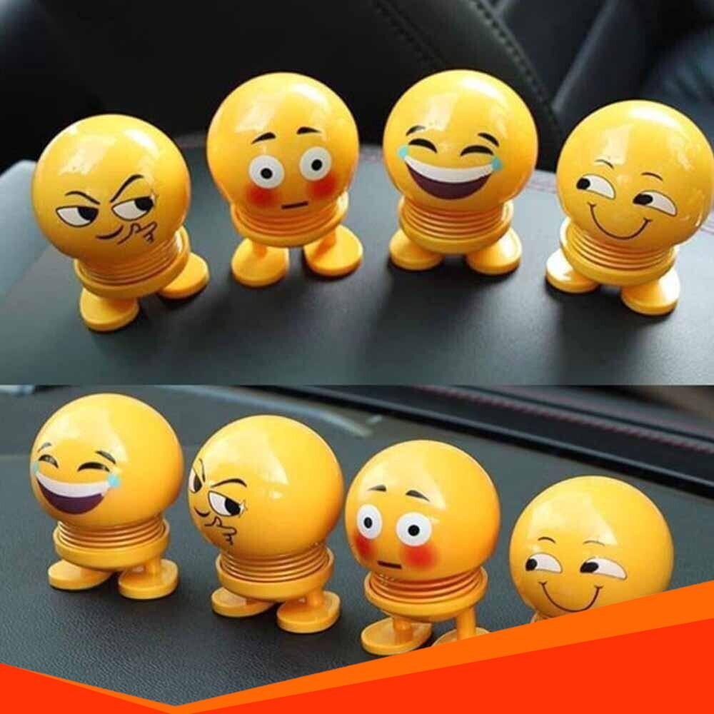 Emoji Lắc Đầu – Vui Lên Cho Đời Bớt Nhạt thú nhún emoji con lắc lò xo