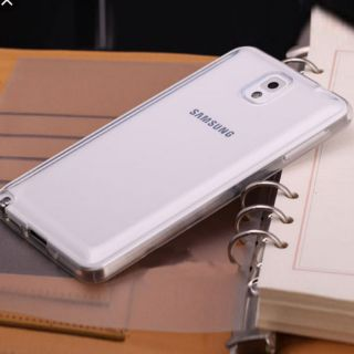 Ốp lưng dẻo Galaxy Note 3 Mỏng trong suốt