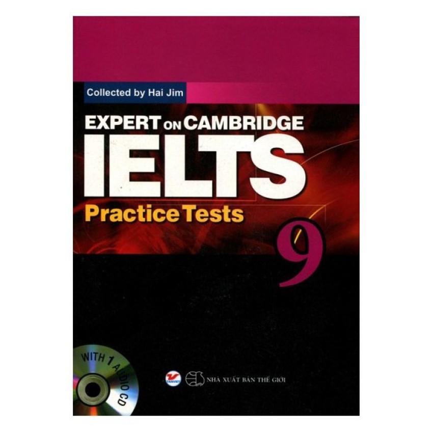 Expert On Cambridge IELTS Practice Tests 9 (Kèm CD) - 2892875 , 366799404 , 322_366799404 , 97000 , Expert-On-Cambridge-IELTS-Practice-Tests-9-Kem-CD-322_366799404 , shopee.vn , Expert On Cambridge IELTS Practice Tests 9 (Kèm CD)