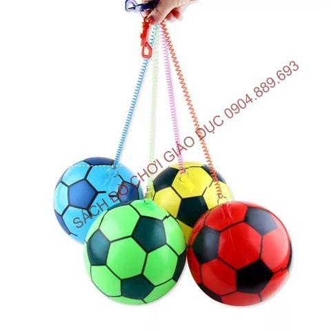 Bóng cao su có dây treo cho trẻ em vui chơi