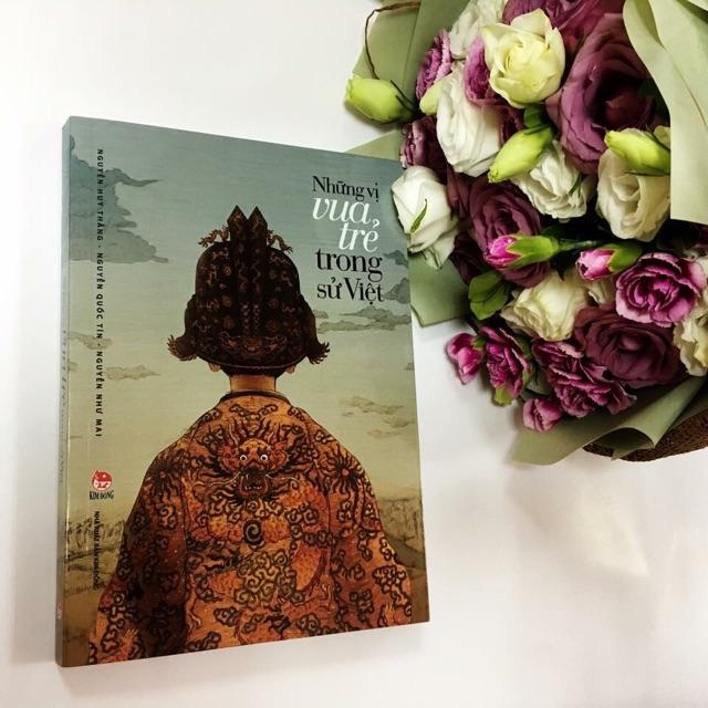 Những vị vua trẻ trong sử Việt
