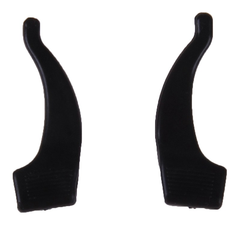 [Flowersmile] 1 pair durable silicone anti-slip holder strap stand for glasses accessories
