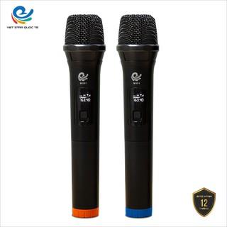 Micro Không Dây Karaoke Vietstar, Chuyên Dành Cho Mọi Loa Kéo, Âm Ly, Tần Số 50 thumbnail