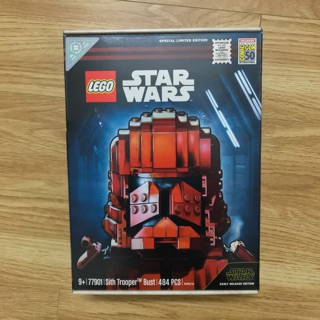 Lego Star Wars SDCC Limited Edition Sith Trooper No 1423/3000