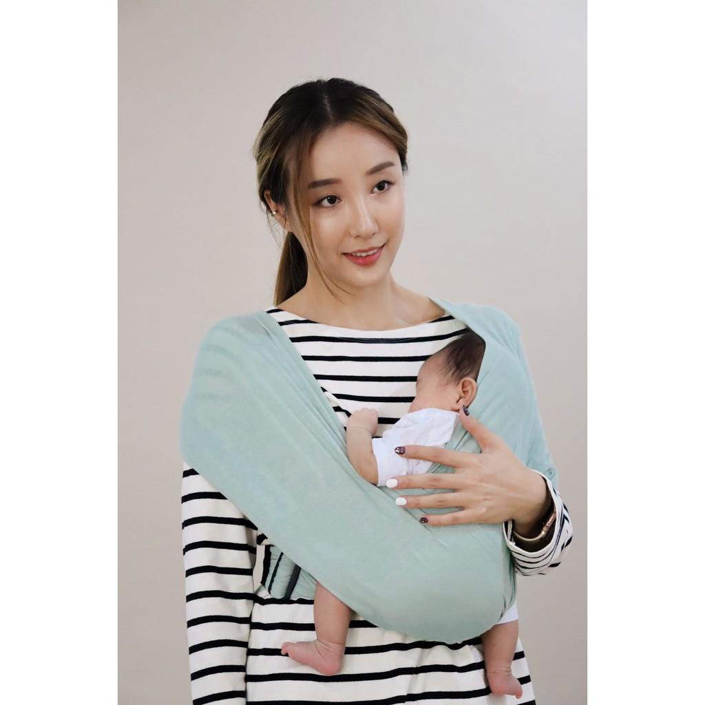 OLIVE – Địu em bé – Sử dụng từ 0-24 tháng tuổi – Tiện lợi, dễ mặc, dễ giặt, dễ mang đi, trợ thủ của mẹ
